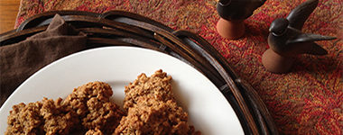 Recipe: Healthy Oatmeal Cookies